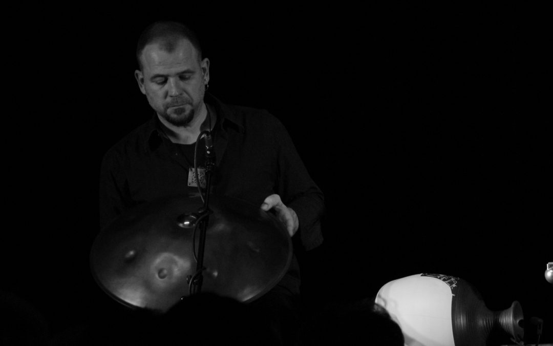 Martin Kälberer Musiker Hang